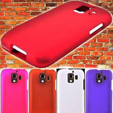 Bright Hard Protective Rubberized Snap On Phone Cover Case for Huawei Fusion 2