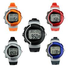New Heart Rate Monitor Exercise Fitness Watch Calorie Counter Pulse Watch NV0O