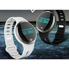 E07 Bluetooth Smart Watch Bracelet Waterproof Healthy Pedometer For IOS Android