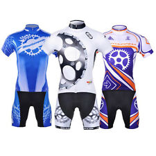 Men mtb Team Bike Clothing Suits Cycling Jersey Sets Bicycle Wear Shirts Jackets