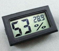 Mini Digital Temperature Humidity Hygrometer Thermometer Tester With LCD act