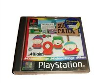 Game Sony Playstation 1 One PS1 South Park Complete FREE P+P on orders of £5+