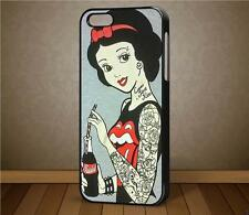 Alternative Snow White Disney Punk Funny Quirky To Fit iPhone Samsung Phone Case