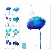 Flowers Pattern 2500mah Card Power Bank Charger For IPhone Samsung LG