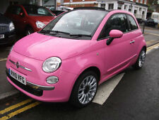 2010 Fiat 500 CONVERTIBLE  1.2 PINK ******* SOLD SIMILAR REQUIRED *********