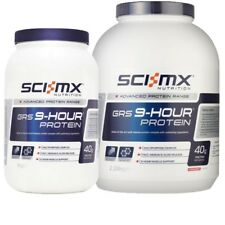Sci MX GRS 9-Hour Protein Sci Mx Scimx Protein Blend Fast & Slow Release