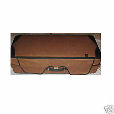 4 PCS IN 1 4/4 Deluxe Oblong wooden violin case  Rexine