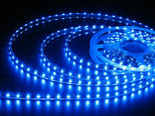 LED Flexible Strip Light 5M 300 SMD 3528 Lamp DC 12V Blue Lot