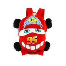 Boys Girls Kid Toddler Pixar Cars Mcqueen Schoolbag Backpack Children School Bag