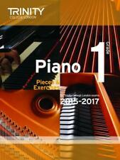 Piano 2015-2017 by Trinity College Lond Paperback Book