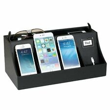 G.U.S. Desktop Smartphone Charging Station and Valet - Perfect for iPhones!