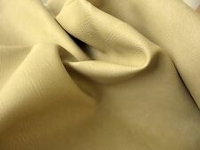 MATT FR PVC Leather Cloth Vinyl Upholstery Fabric Material - BEIGE