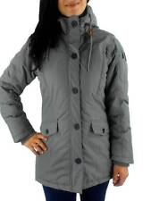 Brunotti Winter Jacket Jacket Justyna grey hood 5.000 mm fitted