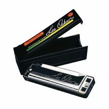 LEE OSKAR MAJOR DIATONIC HARMONICA KEY OF A B C D E F G SHARP FLAT LO F HI G