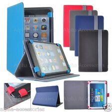 "Universal Grip Stand Folding Case Cover For 7"" 7 Inch Tab Android Tablet PC Mid"