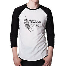 The X-Files inspired Mulder Its Me or Scully Its Me Baseball Shirt Sci-fi Aliens
