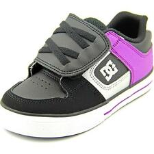 DC Shoes Pure V   Round Toe Leather  Skate Shoe