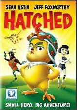 Hatched - DVD Region 1 Brand New Free Shipping