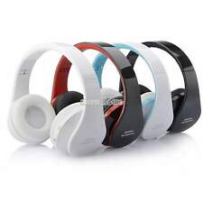 Wireless Stereo Bluetooth Headphone for Mobile Cell Phone Laptop PC Tablet New