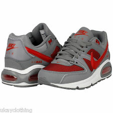 Nike Air Max Command (GS) Junior Trainers Grey