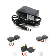 Uniiversal US/EU/ Plug DC 3V 1A Power Supply Adaptor Adapter 100-240 AC Charger
