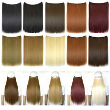 "20"" 50cm 50g miracle wire hair extension hot resistent synthetic hair"