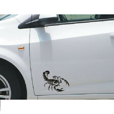 Scorpion# Black Unique Design Affixed Car Stickers Wall Decals For Car Decal