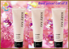 Lot of 3 Mary Kay 3 TimeWise 3 In 1 Cleanser Normal-Oily - FRESH FULL SIZE.