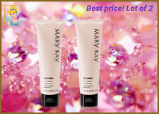 Lot of 2 Mary Kay 2 TimeWise 3 In 1 Cleanser Normal to Dry - FRESH FULL SIZE.