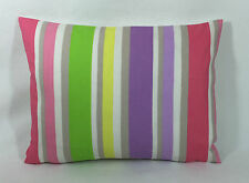 Designers Guild Sweetpea Stripe Blossom  cushion cover Many Sizes Available