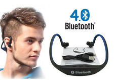 Headphones Sports Wireless Bluetooth  4.0 Earphone Headset S9 Stereo Neckband