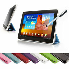 Ultra Slim Leather Smart Case Cover For Samsung Galaxy Tab 2 10.1 P5100 P5110