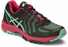 Asics Gel Fuji Attack 5 Womens Trail Shoes (B) (9039) + Free Delivery Aus Wide