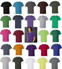 Anvil Mens Short Sleeves Tee 100% Preshrunk Cotton T-Shirt S-3XL 980