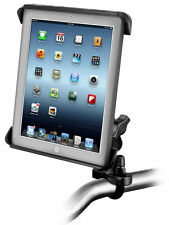 RAM Mount iPad 2 3 4  Rails handlebar Bike Motorcycle RAM-B-149Z-TAB3U