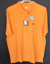 Croft & Barrow Men's Easy Care Polo Orange Shirt Big & Tall Sizes New Tags