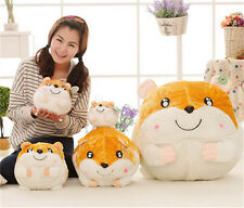 Cute vole plush toys hamster Hamtaro soft toy Kids stuffed toy doll Pillow Gift