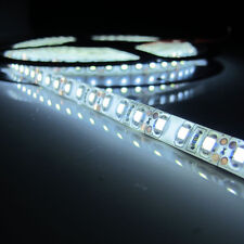 LED Flexible Strip Light Waterproof IP65 Lamp 3528 SMD 5M 300 LEDs DC 12V White