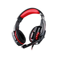 Wired Gaming Game Stereo Headphones Headset W/ Mic for PC Computer PS4 3 Colors