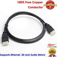 3FT 6FT Short HDMI Cable Pack, Super High Speed HDMI 1.4 Cable 1080P 3D HDTV PS4