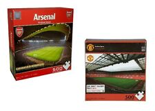 OFFICIAL FOOTBALL CLUB - Stadium JIGSAW PUZZLES - 500 Pieces (Gift/Present/Xmas)