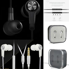 Hot In-Ear Stereo Earphone Piston 3 Headset Headphone With Remote Mic For Xiaomi