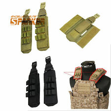 1X MOLLE Shoulder Pads for Armor Carrier Tactical Vest 6094 Outer Tactical Vest