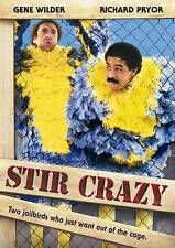 Stir Crazy (DVD, 1980)