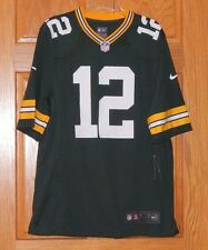 Nike Men's Medium New Aaron Rodgers 12 Green Bay Packers NFL On Field Jersey NWT