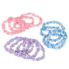 YUMMY PARTY BAG Fillers Bracelets Gifts Girls Favours Princess - CHOOSE QUANTITY