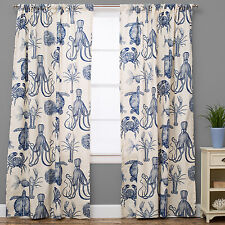 The Pillow Collection Curtain Single Panel