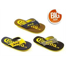 Mens Corona Big Sizes Sandals Flip Flops Men's Extra Sizes Beach Sandals CR2026