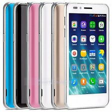 "4.5"" Unlocked Android4.4 Smartphone Cell Phone Dual Core Dual SIM 5MP 3G GSM GPS"
