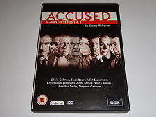 Accused: The Complete Series 1 And 2 - Jimmy McGovern - GENUINE UK DVD One & Two